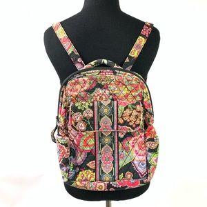 Vera Bradley Small Backpack Symphony n Hue Pattern